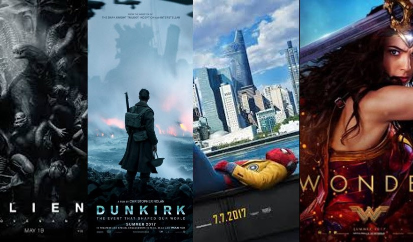 My List of Most Anticipated Summer Movies for 2017