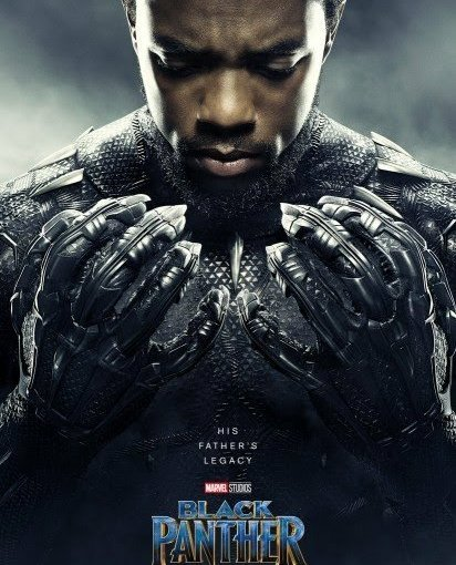 New Movie Posters for Marvel's Black Panther