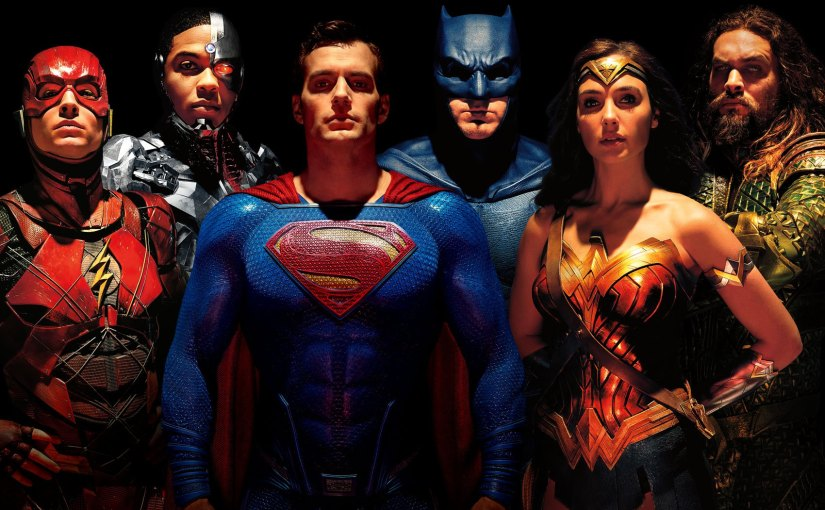 Justice League Poster Now Includes Superman