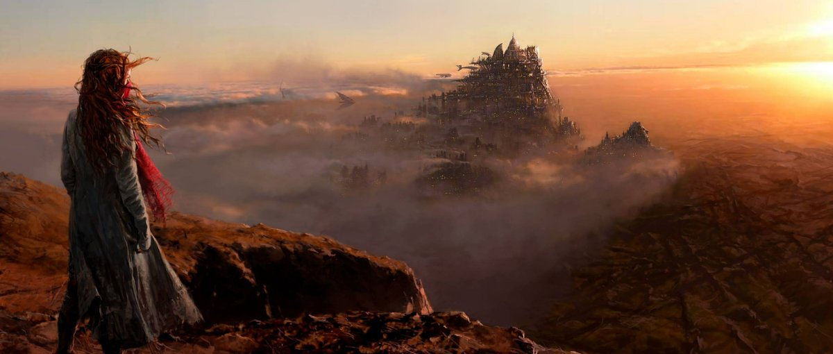 Concept art released by Peter Jackson