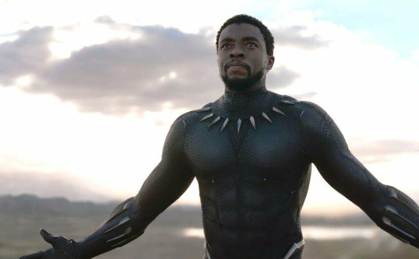 New Black PantherTrailer