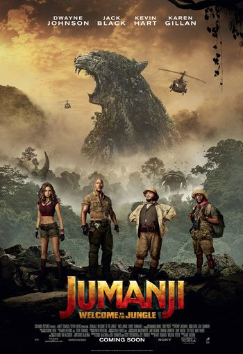 Review of Jumanji: Welcome to the Jungle – A Suprisingly FunSequel