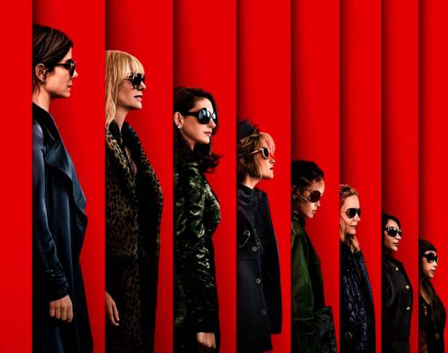 First Trailer For Ocean's 8 Released. Can This All-Female Cast Do What Ghostbuster's Couldn't?