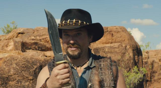 The Crocodile Dundee Movie No One Ever Asked For: Starring DannyMcBride