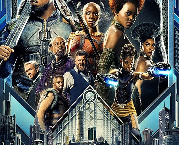 Black Panther MovieReview