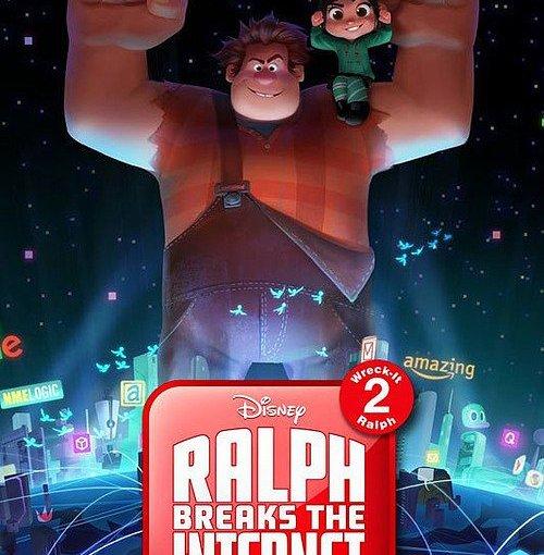 Wreck-It Ralph 2 TrailerReaction