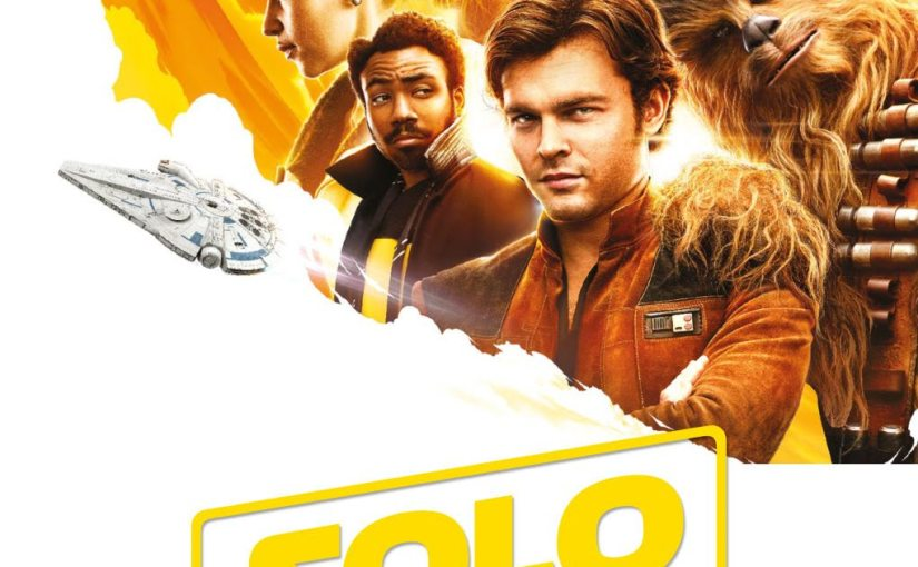 Solo: A Star Wars Story First Full Trailer