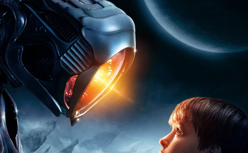 Netflix is Rebooting Lost In Space: Here's the Trailer!