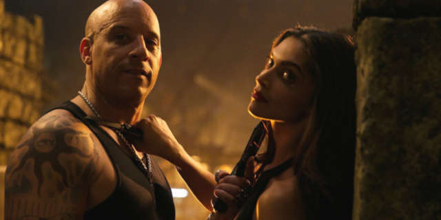 xXx Movie Vin Diesel & Deepika Padukone Stills